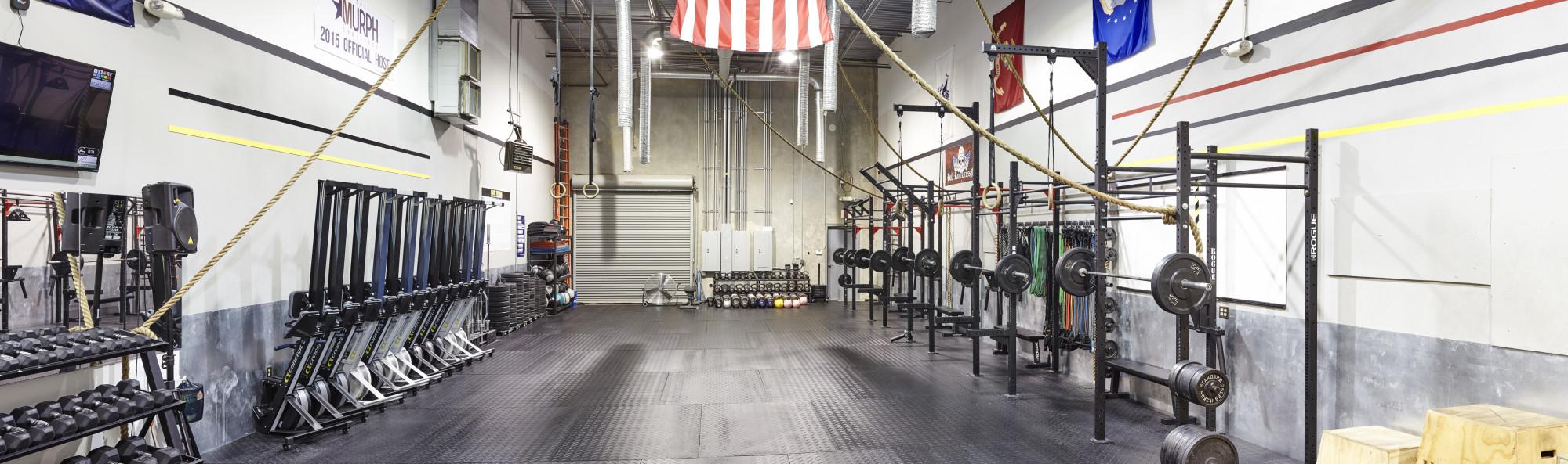 Raise the Bar Training Facility